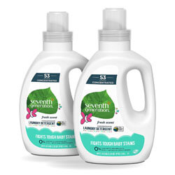 Seventh Generation Concentrated Baby Laundry Detergent