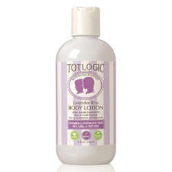 TotLogic Kids and Baby Safe Natural Body Lotion