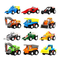 Yeonha Toys Pull Back Vehicles