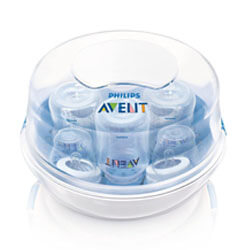 philips avent microwave steam sterilizer, best baby bottle sterilizer